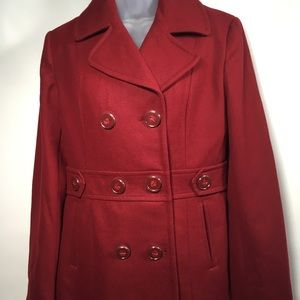 Reaction by Kenneth Cole Pea Coat